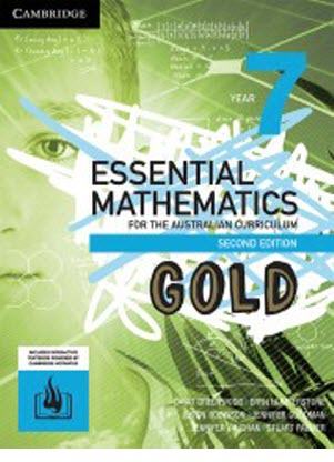 Essential Mathematics GOLD For The Australian Curriculum: 7 - Interactive CambridgeGO Only