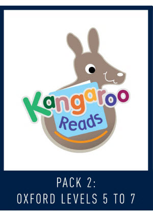 Kangaroo Reads Pack 2 Oxford Levels 5-7 (52 Titles)