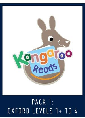 Kangaroo Reads Pack 1 Oxford Levels 1+-4