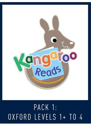 Kangaroo Reads Pack 1 Oxford Levels 1+-4 (52 Titles)