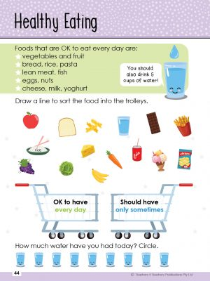 MWJF Healthy Eating