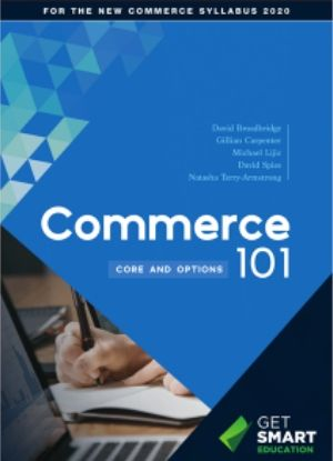 Commerce 101: Core and Options