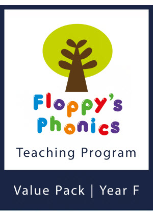 Floppy's Phonics Year F Pack