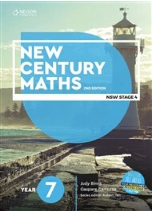 New Century Maths:  7  [Text + NelsonNet]