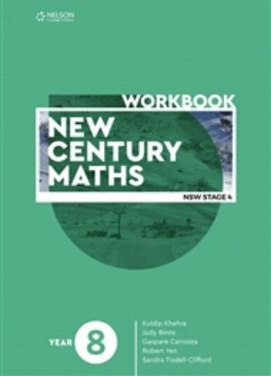 New Century Maths:  8  [Workbook]