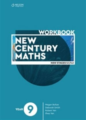 New Century Maths: 9 Stages 5.1/5.2  [Workbook]