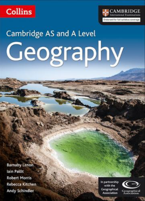 Collins Cambridge as & a Level:  Geography - Student Book