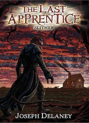 The Last Apprentice:  11 - Slither