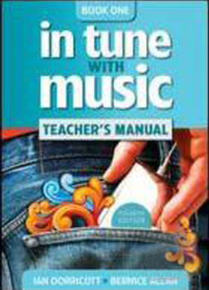 In Tune with Music:  1 - Teacher's Manual