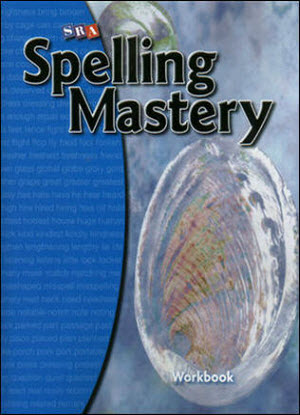 SRA Spelling Mastery Level C  - Student Workbook