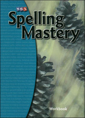 SRA Spelling Mastery Level E  - Student Workbook