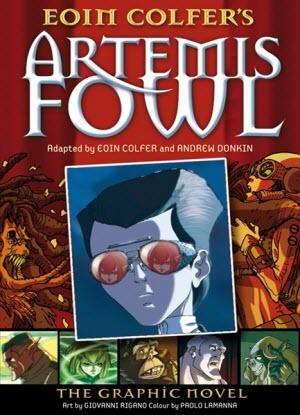 Artemis Fowl [Graphic Novel]