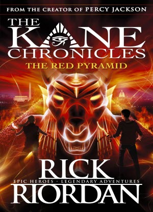 The Kane Chronicles:  1 - The Red Pyramid