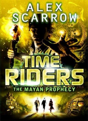 TimeRiders:  8 - The Mayan Prophecy