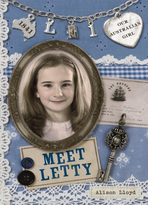Our Australian Girl Series 1:  Meet Letty