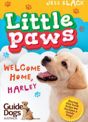 Little Paws:  1 - Welcome Home, Harley