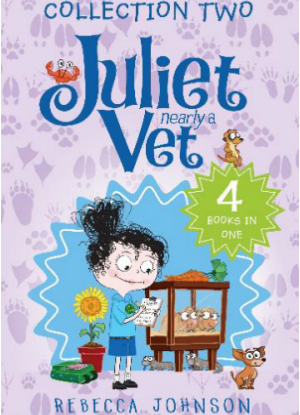 Juliet, Nearly a Vet:  Collection 2