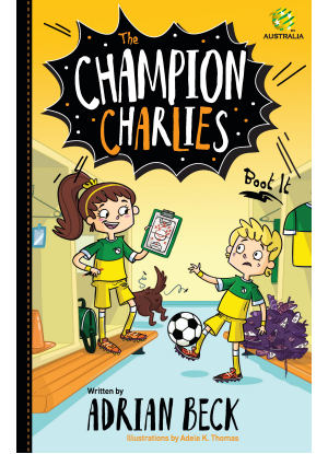 The Champion Charlies:  2 - Boot It