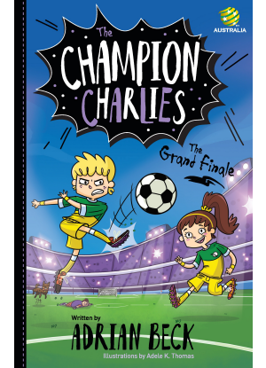 The Champion Charlies:  4 - The Grand Final