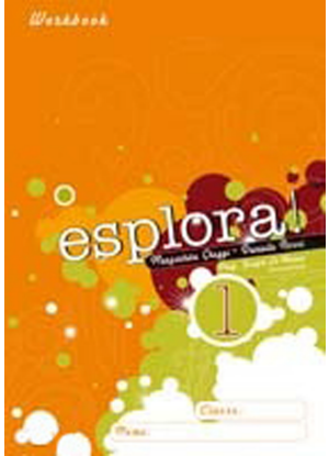 Esplora!  1 [Workbook + DVD]