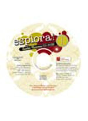 Esplora!  1 [Teacher Resource CD]