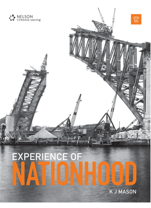 Experience of Nationhood [Text + NelsonNet]