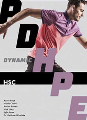 Dynamic PDHPE:  HSC [Text + NelsonNet]