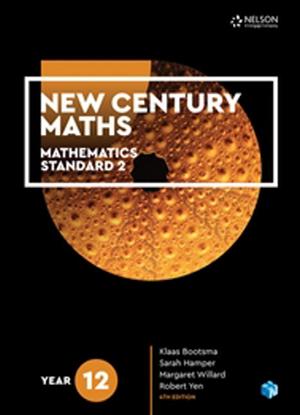 New Century Maths: 12 - Mathematics Standard 2 [Text + NelsonNet]