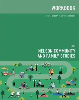 Nelson Community and Family Studies: HSC Workbook [Text + NelsonNet]