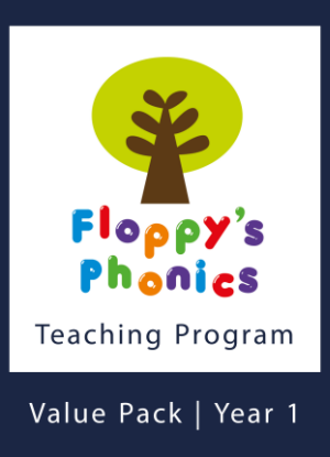 Floppy's Phonics Year 1 Pack