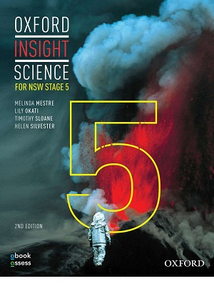 Oxford Insight Science NSW:  Stage 5 [Student Book + oBook/assess]
