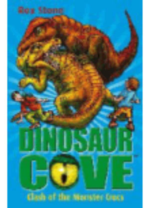 Dinosaur Cove:  14 - Clash of the Monster Crocs