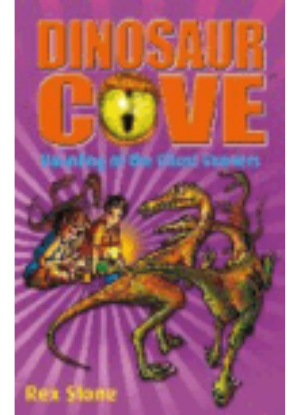 Dinosaur Cove:  16 - Haunting of the Ghost Runners