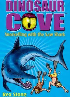 Dinosaur Cove:  23 - Snorkelling Saw Shark