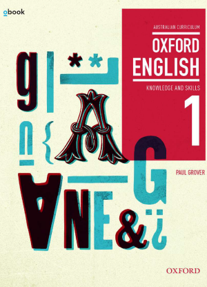 Oxford English:  1 - Knowledge and Skills [Student Book + oBook]