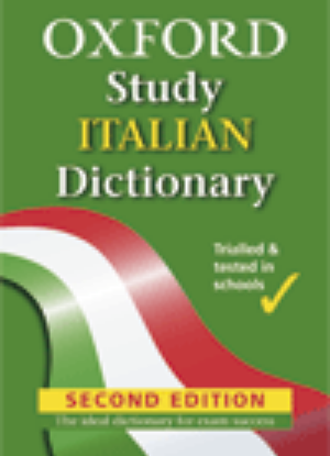 Australian Oxford Study Italian Dictionary