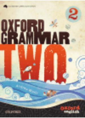 Oxford Grammar:  2