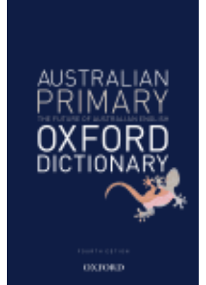 Australian Primary Oxford Dictionary