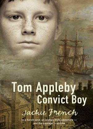 Tom Applyby, Convict Boy