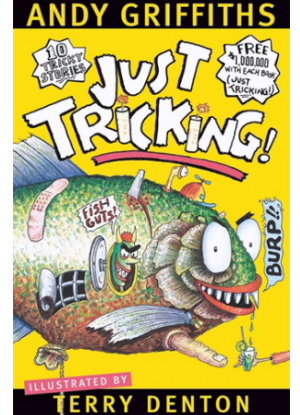 Just! Series:  1 - Just Tricking!