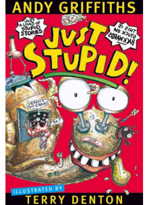 Just! Series:  3 - Just Stupid!