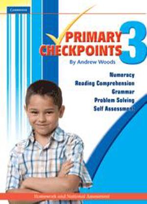 Cambridge Primary Checkpoints  3