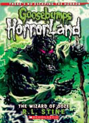 Goosebumps HorrorLand:  17 - Wizard of Ooze