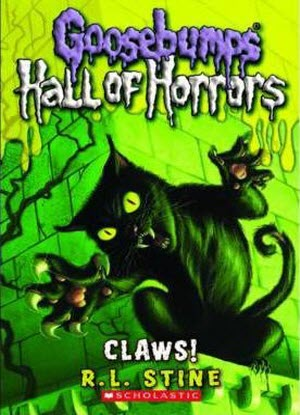Goosebumps Hall of Horrors:   #1 - Claws!