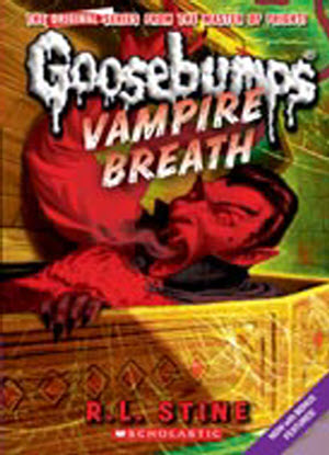 Goosebumps Classic:  21 - Vampire Breath