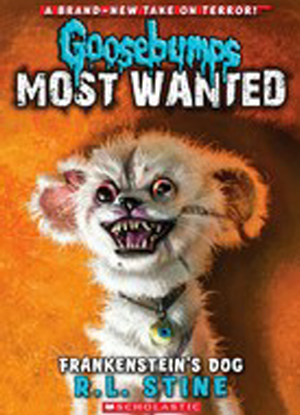 Goosebumps Most Wanted:   4 - Frankenstein's Dog