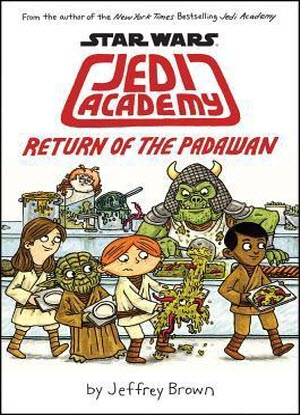 Star Wars Jedi Academy:  2 - Return of Padawan
