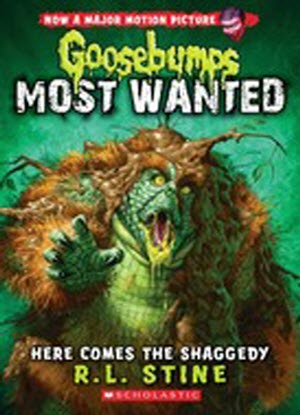 Goosebumps Most Wanted:   9 - Here Comes the Shaggedy