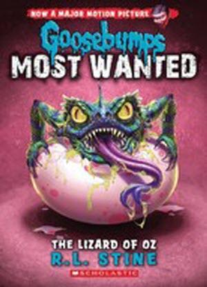 Goosebumps Most Wanted:  10 - Lizard of Oz