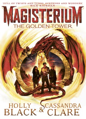 Magisterium:  5 - The Golden Tower